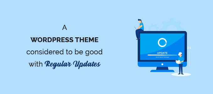 wordpress-theme-regular-updates