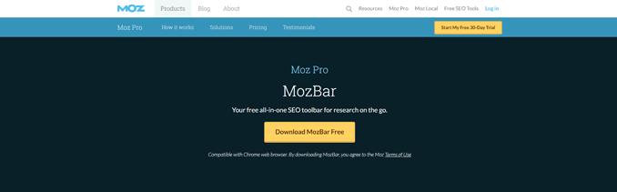 mozbar-seo-research-tool