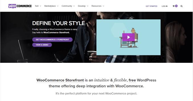 storefront-woocommerce-wordpress-theme